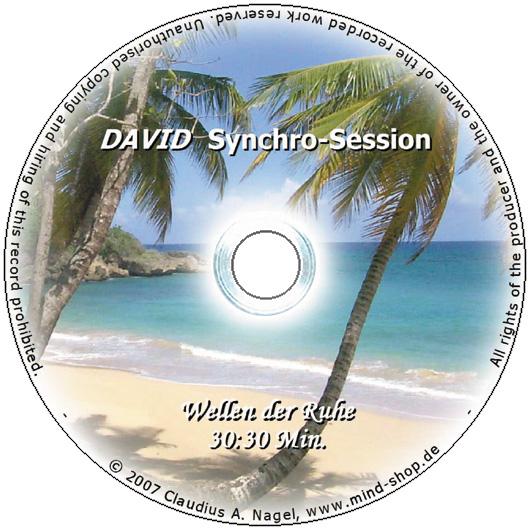 "DAVID Session-CD ""Wellen der Ruhe"