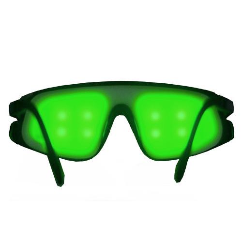 TruVu Omniscreen Lichtbrille grün