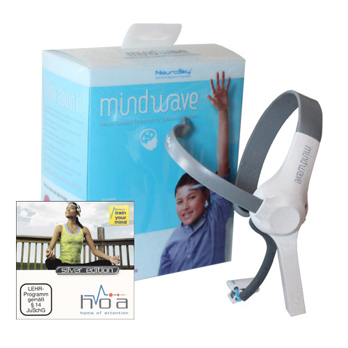 NeuroSky MindWave mit Home of Attention