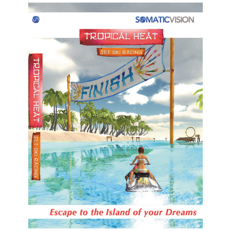 Zusatzsoftware: Tropical Heat Jet Ski Racing